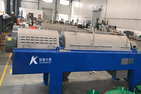 zk separation factory